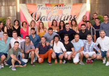 La Comissió de Festes dels Valentins pregoners de Festes