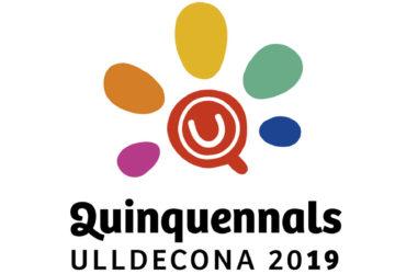 Logotip de Quinquennals 2019