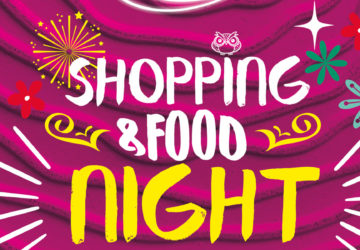 Shopping & Food Night