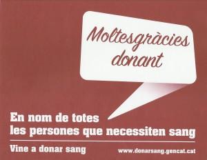 Donants sang