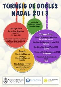 Torneig dobles Nadal 2013