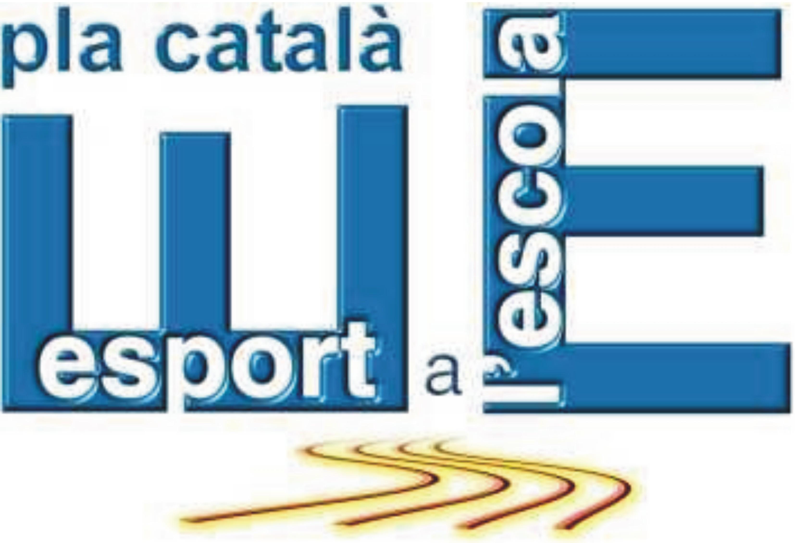 Resultat d'imatges de Plà Català de l'Esport