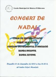 concert escola musica