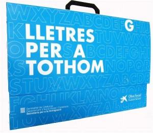 LLETRES PER A TOTHOM