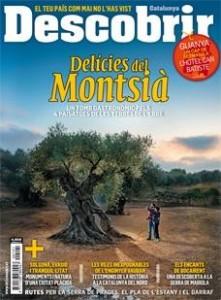 PORTADA DE DESCOBRIR