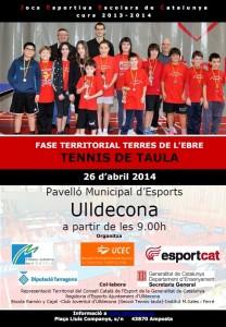 26-04-2014 Territorial  Ulldecona TT 13-14