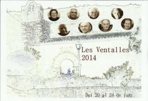 FESTES VENTALLES 2014