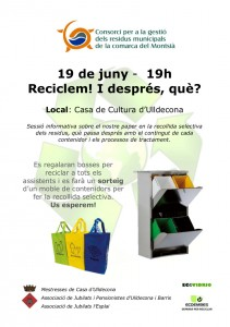 Reciclatge Ulldecona