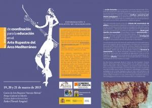 FOLLETO PROGRAMA DEFINITIVO encuentro arte rupestre1