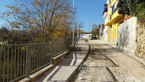 4D15 - Obres barri Castell