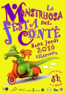 Microsoft Word - Poster final Sant Jordi con logos.doc