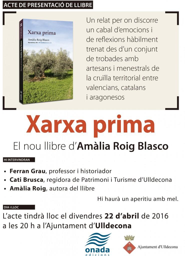 XARXA PRIMA -ROI- (CARP)Ulldecona