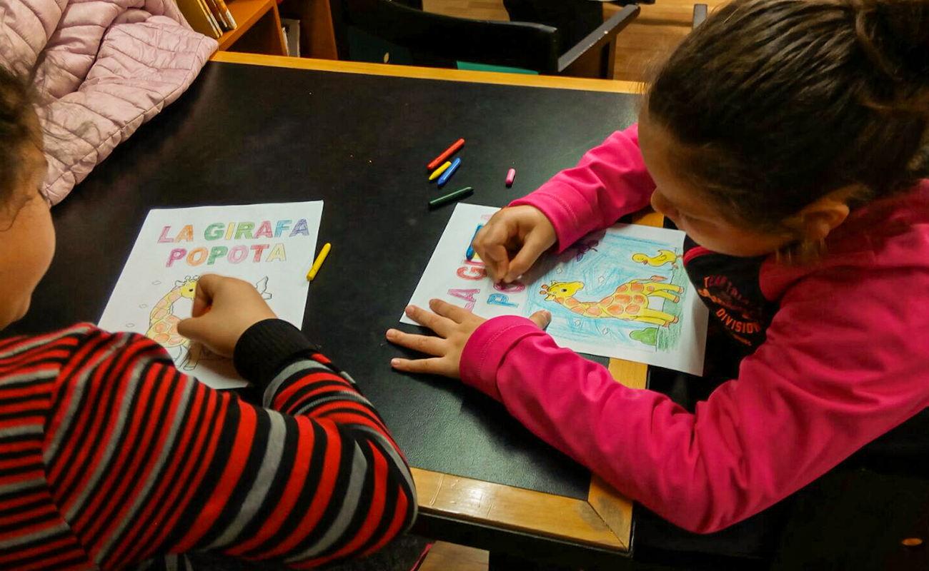 visita escolar biblioteca ulldecona (3)