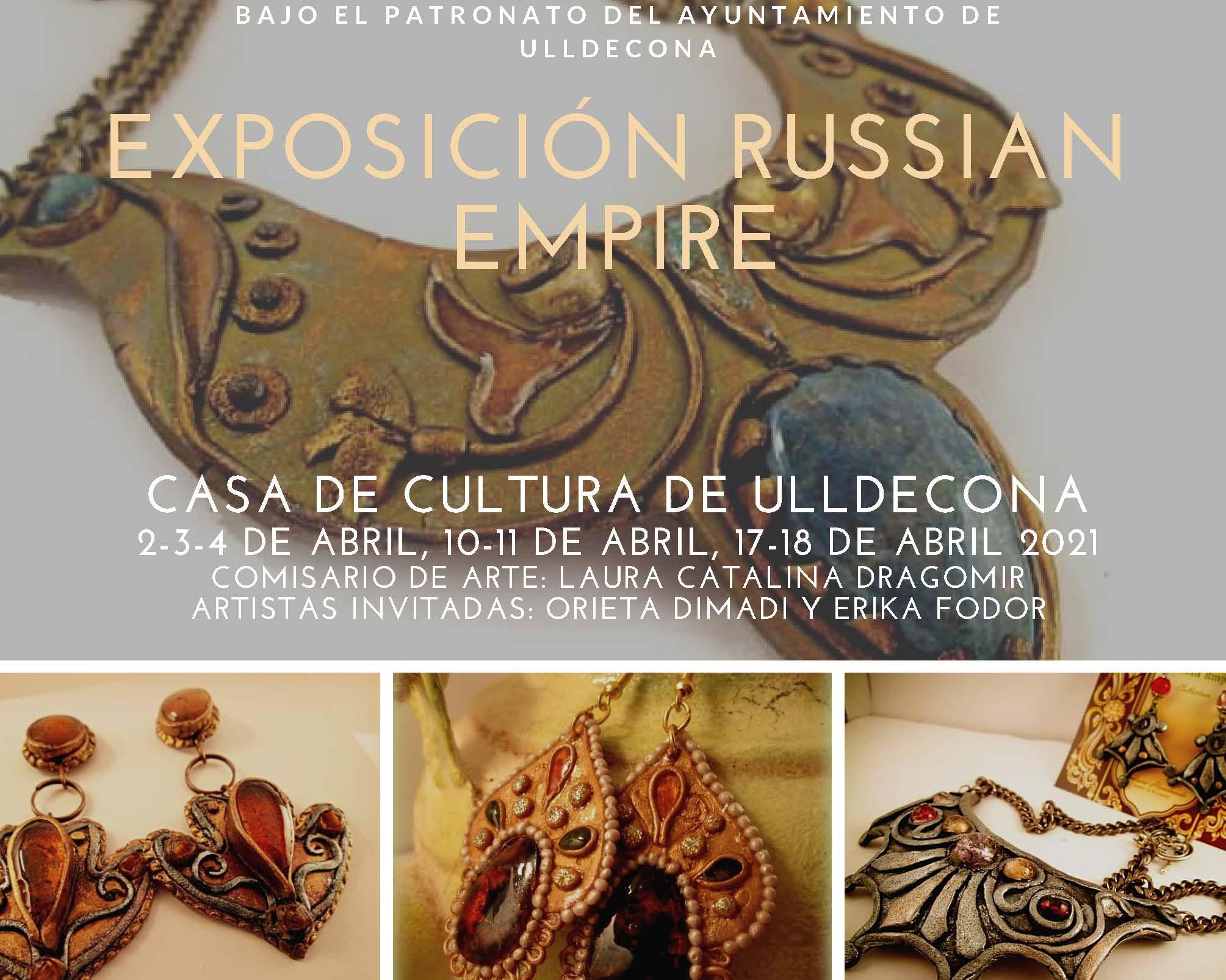 Exposición Russian Empire-1